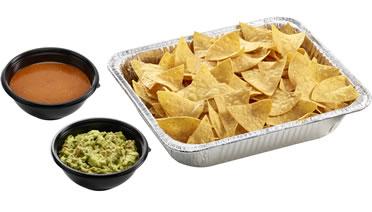 Tortilla Chips_w salsa n guac